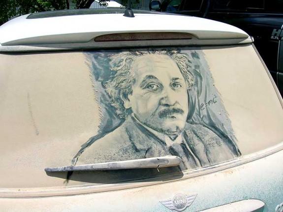 Dirty Car Art by Scott Wade Dirty Car Art by Scott Wade