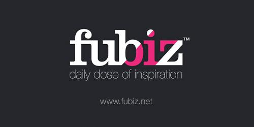 Fubiz redesign - site presentation inspiration