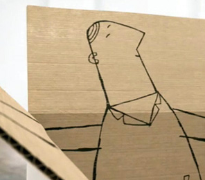 Video inspiration - Paper folding & stop motion