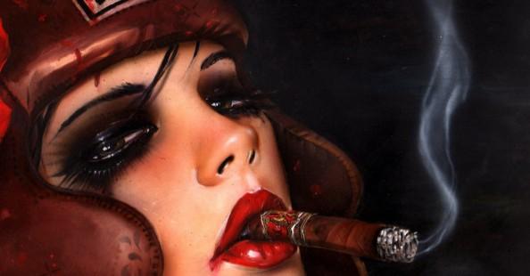 Brian M. Viveros Erotic ArtBrian M. Viveros Erotic Art
