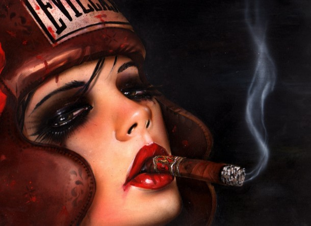 Brian M. Viveros Erotic Art