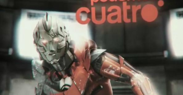 Cuatrobots, Transformers UEFACuatrobots, Transformers UEFA
