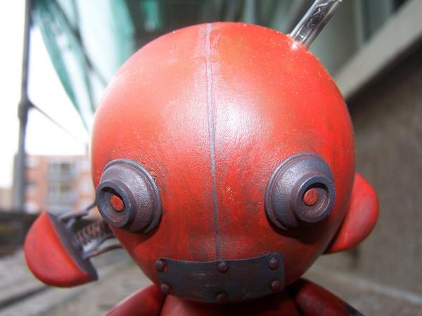 Nanan1 cyberpunk toys