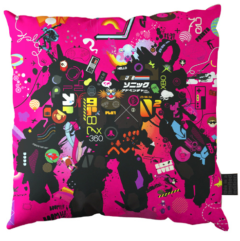 Sweet dreams on artists pillows