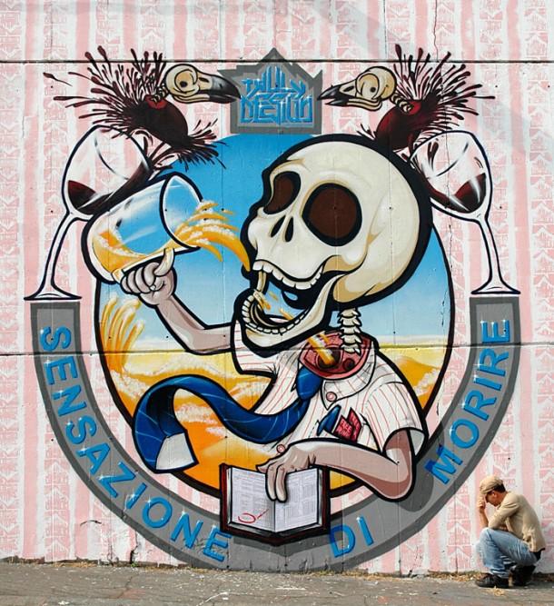 Truly Design, Italian graffiti collectiveTruly Design, Italian graffiti collective