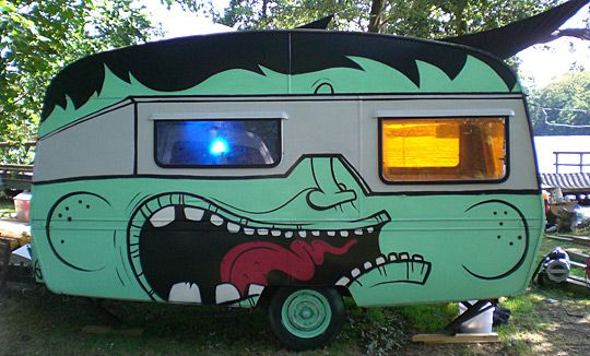 20 Examples of Graffiti & Street Art Europe #1