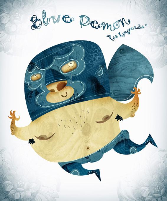 bluedemon