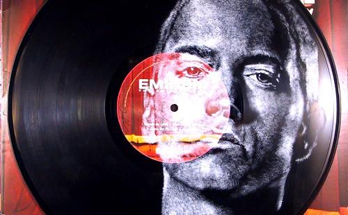Vinyl Art - portraits on recordsVinyl Art - portraits on records