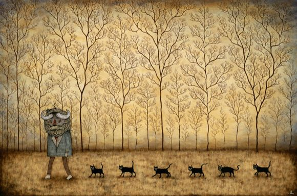 Andy Kehoe: A World Unseen and Those In BetweenAndy Kehoe: A World Unseen and Those In Between