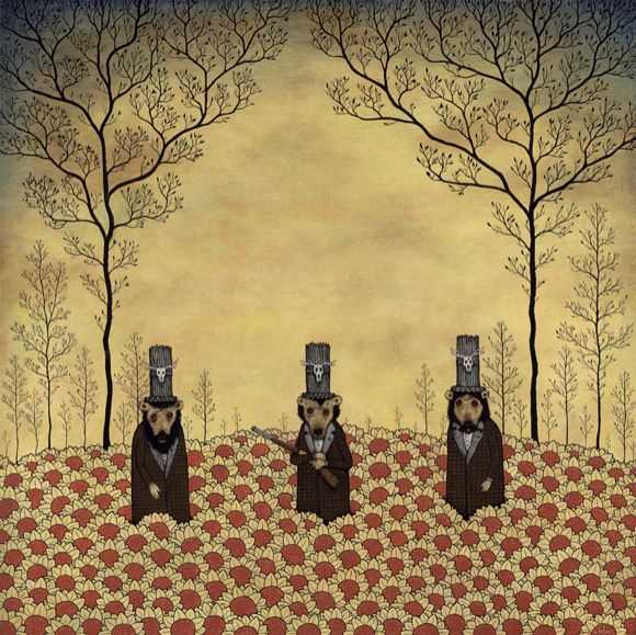 Andy Kehoe: A World Unseen and Those In Between