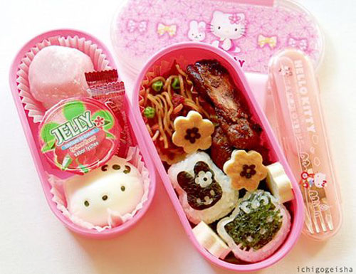 Bento art, your creative lunch breakBento art, your creative lunch break