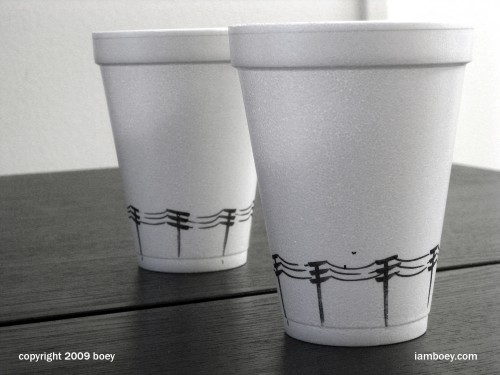 Coffee Cup Illustrations by Boy ObsoleteCoffee Cup Illustrations by Boy Obsolete