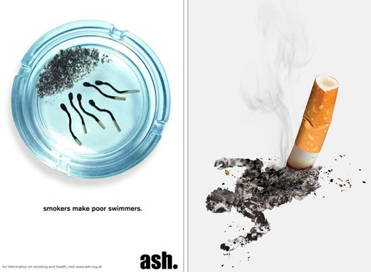 anti smocking ad campaign 17 Best Creative Anti Smoking Ad Campaigns