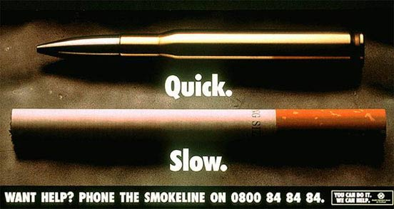 anti smocking ad campaign 4 Best Creative Anti Smoking Ad Campaigns