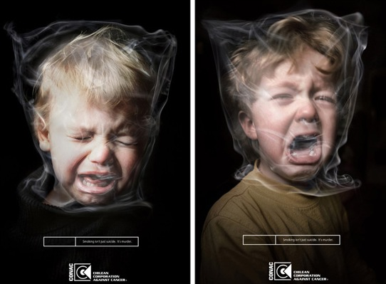 Best Creative Anti Smoking Ad Campaigns