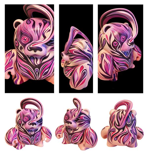 Markie Darkie's extreme toys customizations