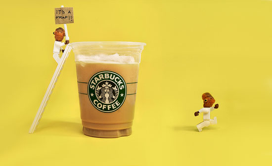 its a frap The secret life of Star Wars toys