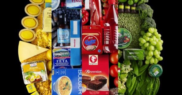 Linda Lundgren's food dropsLinda Lundgren's food drops