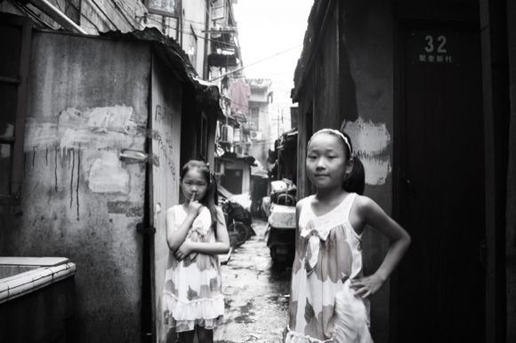 Sue Annes Shanghai Street Stories