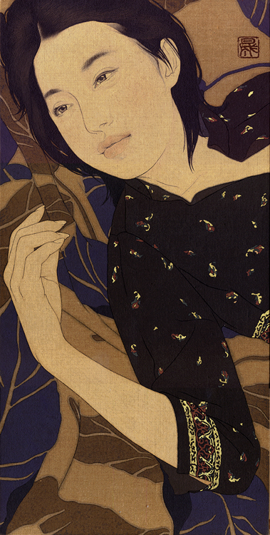 Portraits of Women by Ikenaga Yasunari