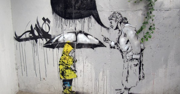 25 Examples of Graffiti & Street Art-Asia