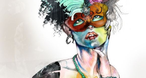 Beautiful Mixed Media Illustrations by ZsoBeautiful Mixed Media Illustrations by Zso