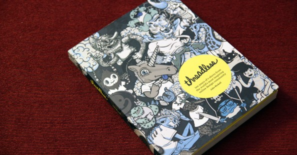 Threadless' 10 years book