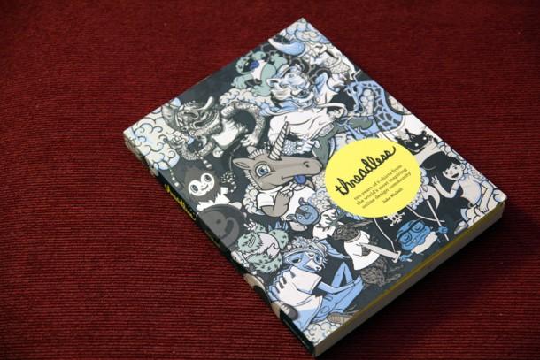 Threadless' 10 years bookThreadless' 10 years book