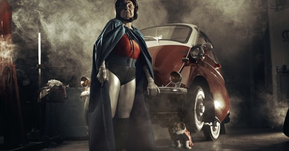 Super Mamika by Sacha Goldberger