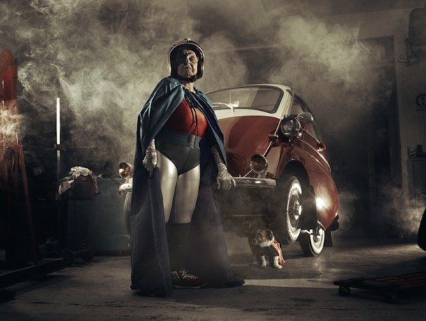 Super Mamika by Sacha GoldbergerSuper Mamika by Sacha Goldberger