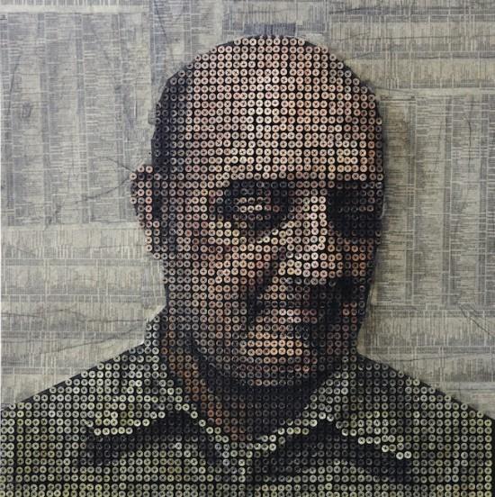 Andrew Myers Screw Portraits