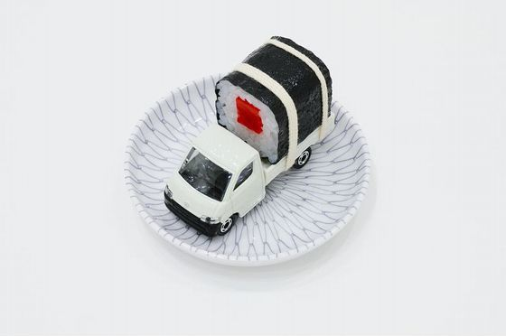 Sushi Trucks by Paramodel