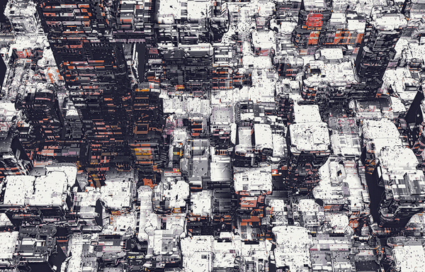 Cities by Atelier Olschinsky