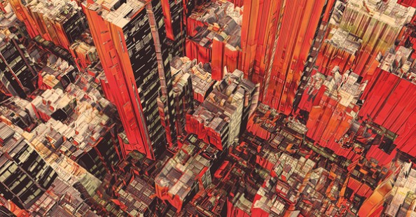Cities by Atelier OlschinskyCities by Atelier Olschinsky