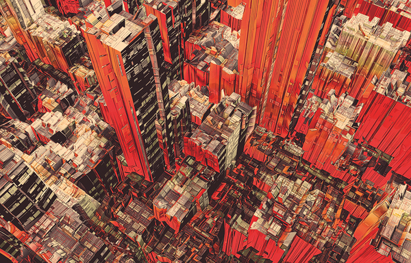 Cities by Atelier OlschinskyCities by Atelier Olschinsky