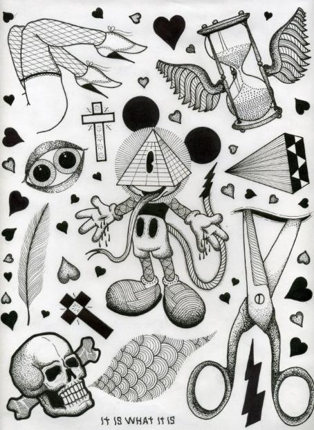 David M. Cook's illustrationsDavid M. Cook's illustrations