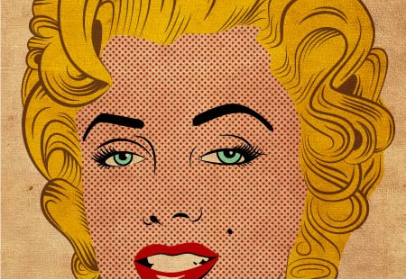 How to Create a Portrait in the Pop Art Style using Adobe Illustrator