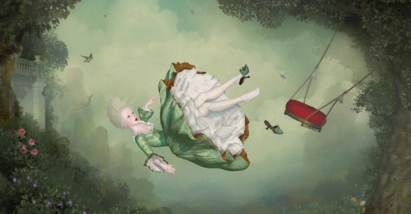 Ray Caesar at Corey Helford Gallery