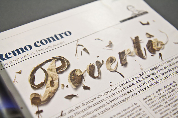 Creative typography by Happycentro
