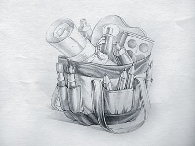 55 Beautiful Sketch Shots From Dribbble