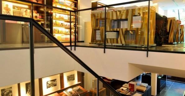 new Taschen Shop in Amsterdam