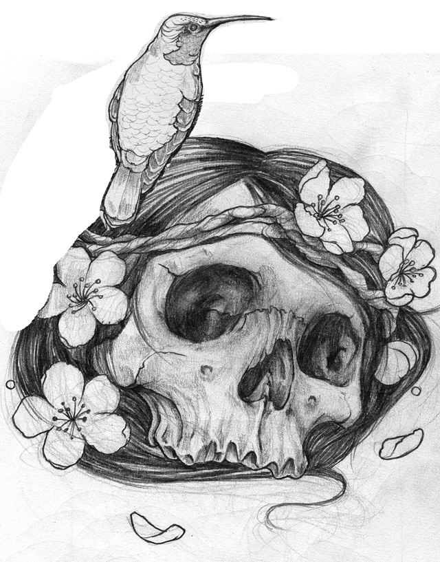 Tags: Art , Illustration , mexico , tattoos