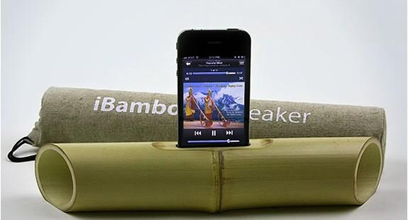 iBamboo SpeakeriBamboo Speaker