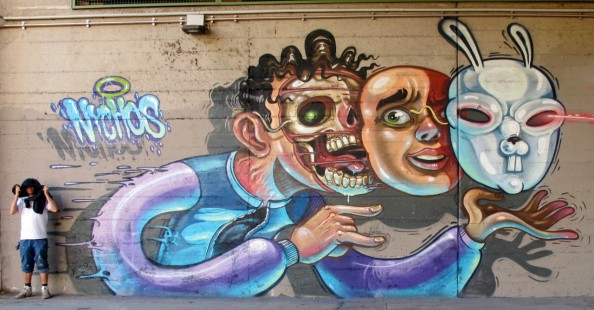 Graffiti by NychosGraffiti by Nychos