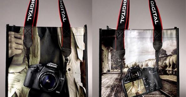 Canon 500D Promotional HandbagCanon 500D Promotional Handbag