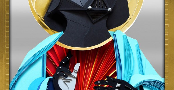 Holy Darth Vader by Lobulo DesignHoly Darth Vader by Lobulo Design