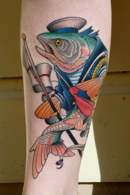 Tattoos by Seth Wood