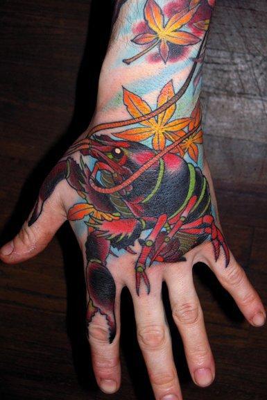 Tattoos by Seth Wood