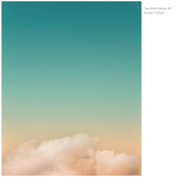 Eric Cahan's skiesEric Cahan's skies