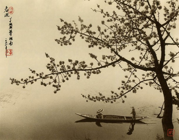 Photographs Look Like Traditional Chinese PaintingsPhotographs Look Like Traditional Chinese Paintings